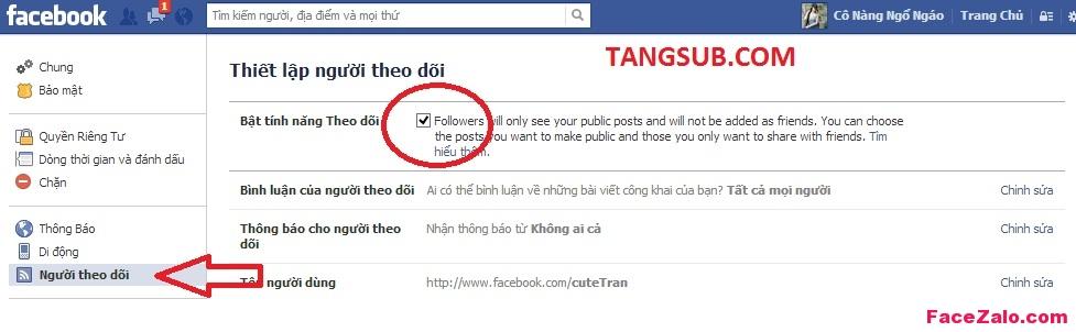 Subscribe trên Facebook là gì?