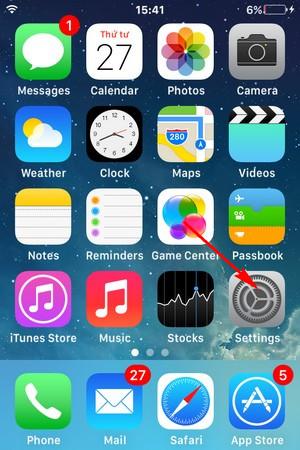 Zalo không truy cập được vào kho hình ảnh trên iPhone