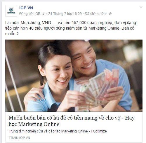 Mẹo viết quảng cáo trên Facebook