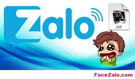 Lỗi ảnh gift, lỗi tải ảnh động Zalo, không thể truy xuất ảnh trên Zalo chát