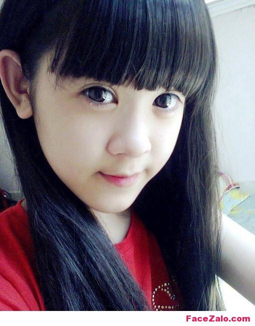 Ảnh gái xinh 16 tuổi - Hot girl 10x