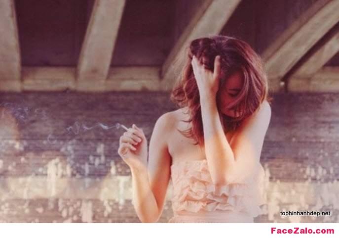 Bộ ảnh buồn khóc cô đơn làm avatar Zalo, ảnh bìa Facebook