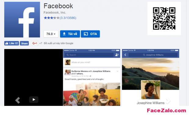 Đăng nhập nhiều nick Facebook Zalo trên iphone