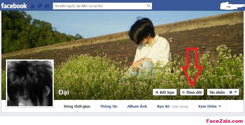 tang theo doi subscribe nick facebook