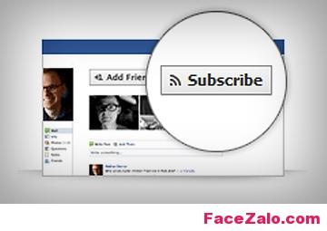 Cách thức tăng sub Facebook thật