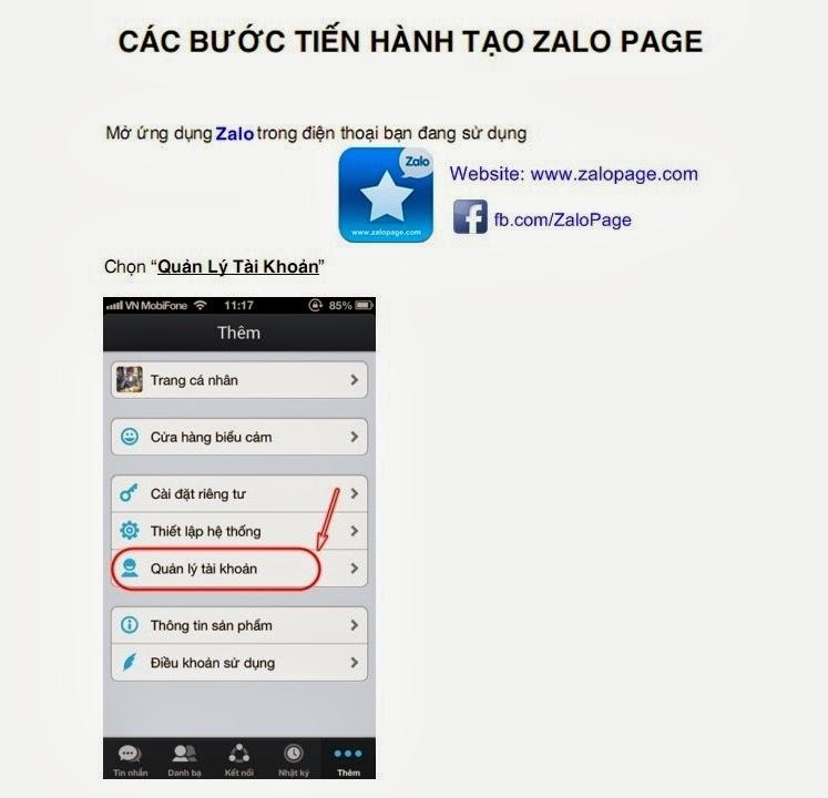 tao trang Zalo DangKi_ZaloPage  1