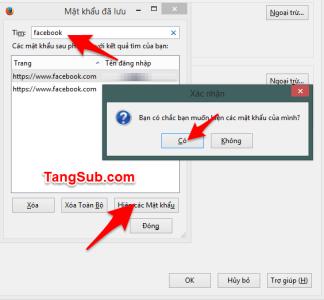 Cách xem password Facebook/email của người khác rất đơn giản!