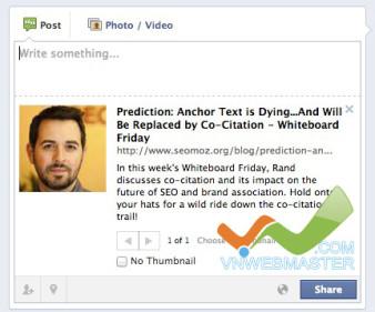 Cách đưa Facebook Fanpage lên top Google
