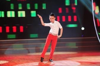 Bước nhảy hoàn vũ nhí tập 1