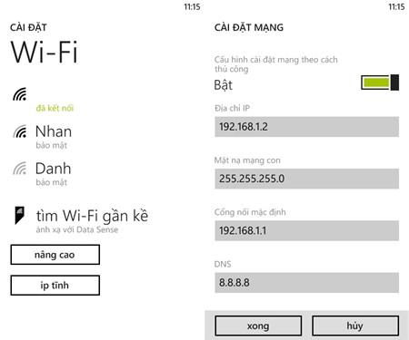 Sửa lỗi không vào được Facebook bằng Wi-Fi