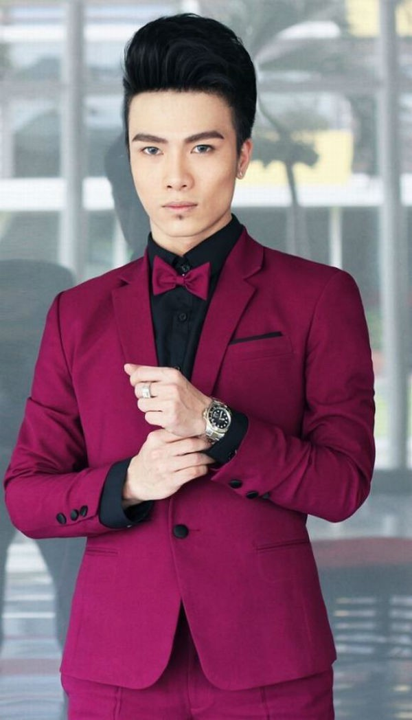 Hot boy KENNY SANG là ai? Đại thiếu gia Kenny Sang là ai?