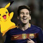 Lionel Messi có nét giống nhân vật Pikachu