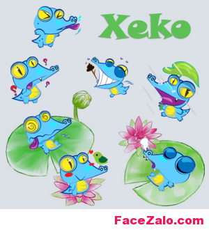Bộ icon Xe-ko