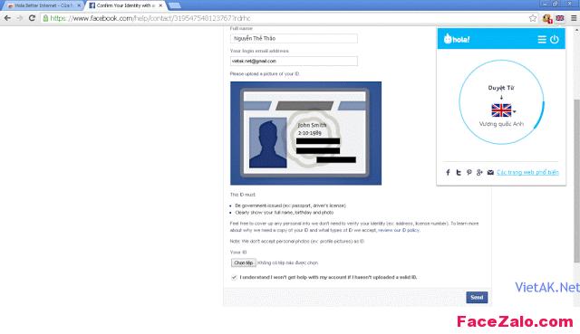 Bổng dưng bị Facebook khóa tài khoản và cách xử lý?