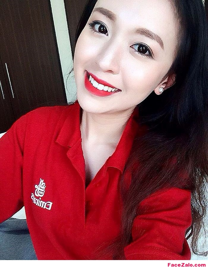 Nữ tiếp viên hàng không xinh đẹp, hot girl hang khong, nu nhan vien hang khong cute
