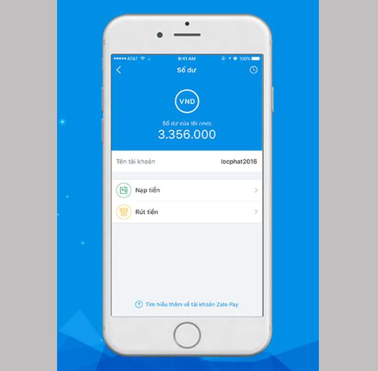 Cách chuyển tiền bằng tài khoản Zalo Pay